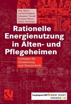Rationelle Energienutzung in Alten- und Pflegeheimen (eBook, PDF)