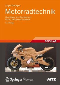 Motorradtechnik (eBook, PDF) - Stoffregen, Jürgen