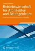 Betriebswirtschaft für Architekten und Bauingenieure (eBook, PDF)