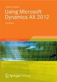 Using Microsoft Dynamics AX 2012 (eBook, PDF)