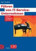 Führen von IT-Service-Unternehmen (eBook, PDF)