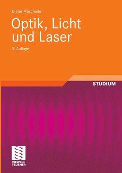 Optik, Licht und Laser (eBook, PDF) - Meschede, Dieter