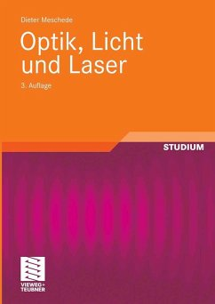 Optik, Licht und Laser (eBook, PDF)