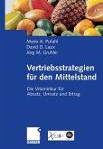 Vertriebsstrategien für den Mittelstand (eBook, PDF)