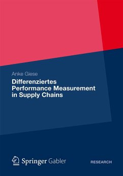 Differenziertes Performance Measurement in Supply Chains (eBook, PDF) - Giese, Anke