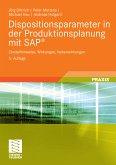 Dispositionsparameter in der Produktionsplanung mit SAP® (eBook, PDF)