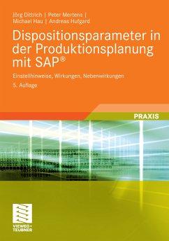 Dispositionsparameter in der Produktionsplanung...