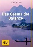 Das Gesetz der Balance (eBook, ePUB)