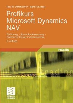 Profikurs Microsoft Dynamics NAV (eBook, PDF)