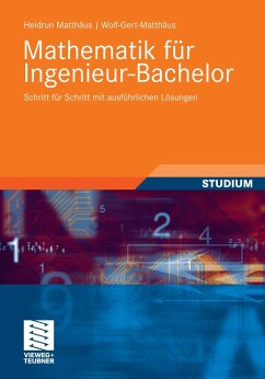 Mathematik für Ingenieur-Bachelor (eBook, PDF) - Matthäus, Heidrun; Matthäus, Wolf-Gert
