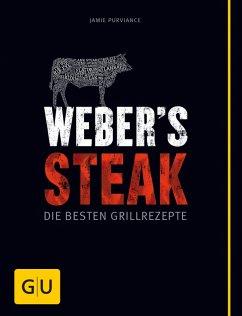 Weber's Steak (eBook, ePUB) - Purviance, Jamie