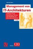 Management von IT-Architekturen (eBook, PDF)