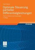 Optimale Steuerung partieller Differentialgleichungen (eBook, PDF)