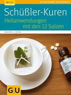 Schüßler-Kuren (eBook, ePUB) - Heepen, Günther H.
