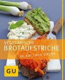 Vegetarische Brotaufstriche (eBook, ePUB)