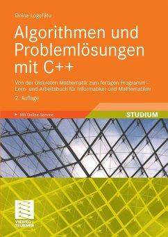 Algorithmen und Problemlösungen mit C++ (eBook, PDF) - Logofatu, Doina