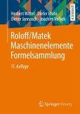 Roloff/Matek Maschinenelemente Formelsammlung (eBook, PDF)