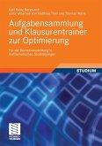 Aufgabensammlung und Klausurentrainer zur Optimierung (eBook, PDF)
