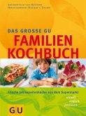 Das große GU Familien-Kochbuch (eBook, ePUB)