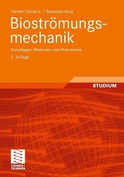 Bioströmungsmechanik (eBook, PDF) - Oertel jr., Herbert; Ruck, Sebastian