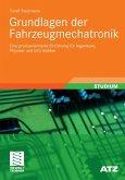 Grundlagen der Fahrzeugmechatronik (eBook, PDF)