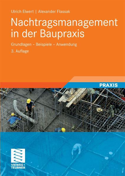 Nachtragsmanagement In Der Baupraxis Ebook Pdf Von Ulrich Elwert