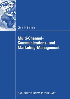 Multi-Channel-Communications- und Marketing-Management (eBook, PDF)