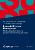 Industrial Ecology Management (eBook, PDF)