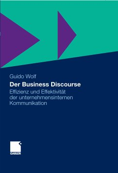Der Business Discourse (eBook, PDF) - Wolf, Guido