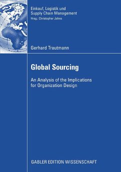 Global Sourcing (eBook, PDF) - Trautmann, Gerhard