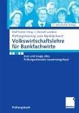 Volkwirtschaftslehre für Bankfachwirte (eBook, PDF)