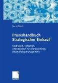 Praxishandbuch Strategischer Einkauf (eBook, PDF)