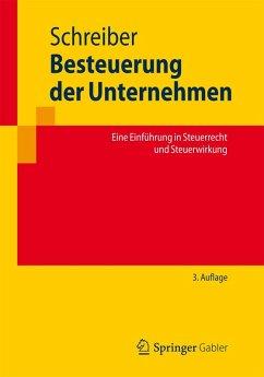Besteuerung der Unternehmen (eBook, PDF) - Schreiber, Ulrich