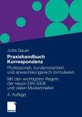 Praxishandbuch Korrespondenz (eBook, PDF)