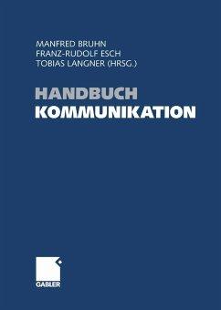 Handbuch Kommunikation (eBook, PDF)