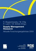 Supply Management Research (eBook, PDF)