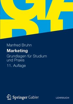 Marketing (eBook, PDF) - Bruhn, Manfred