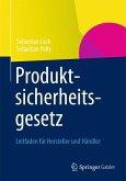 Produktsicherheitsgesetz (eBook, PDF)
