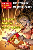 Gratis Comic Tag Magazin 1/2013 (eBook, ePUB)