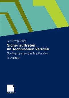 Sicher auftreten im Technischen Vertrieb (eBook, PDF) - Preußners, Dirk