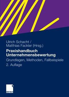 Praxishandbuch Unternehmensbewertung (eBook, PDF)