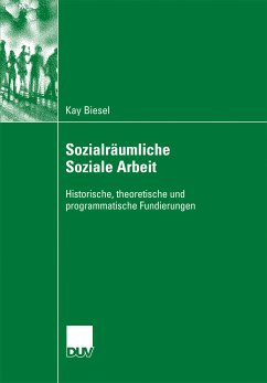 Sozialräumliche Soziale Arbeit (eBook, PDF) - Biesel, Kay