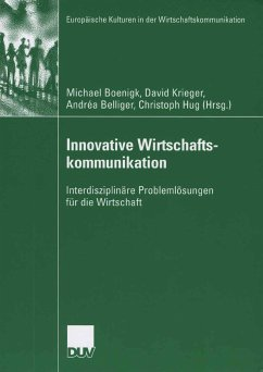Innovative Wirtschaftskommunikation (eBook, PDF)