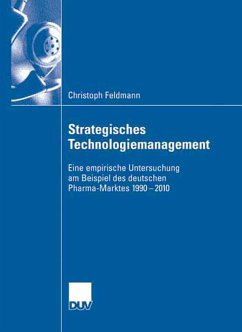 Strategisches Technologiemanagement (eBook, PDF) - Feldmann, Christoph