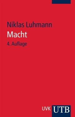 Macht (eBook, ePUB) - Luhmann, Niklas