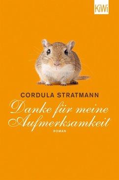 Danke für meine Aufmerksamkeit (eBook, ePUB) - Stratmann, Cordula
