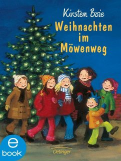 Weihnachten im Möwenweg / Möwenweg Bd.4 (eBook, ePUB) - Boie, Kirsten