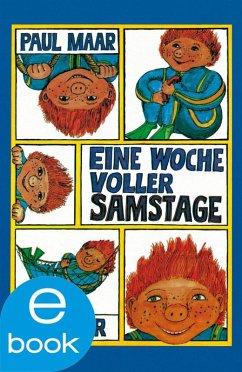 Eine Woche voller Samstage / Das Sams Bd.1 (eBook, ePUB) - Maar, Paul
