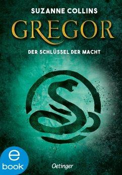 Gregor und der Schlüssel zur Macht / Gregor Bd.2 (eBook, ePUB) - Collins, Suzanne