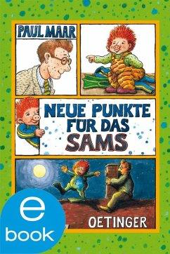 Neue Punkte für das Sams / Das Sams Bd.3 (eBook, ePUB) - Maar, Paul